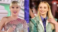 Taylor Swift Sophie Turner Fangirl