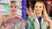 Taylor Swift Sophie Turner Fangirl
