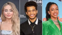 Sabrina Carpenter Jordan Fisher Liza Koshy