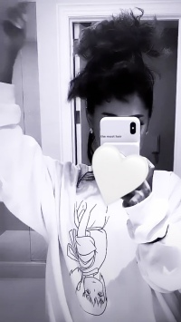 Ariana Grande Real Hair