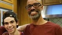 cameron boyce dad victor tribute