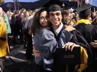 cameron boyce graduation sister maya
