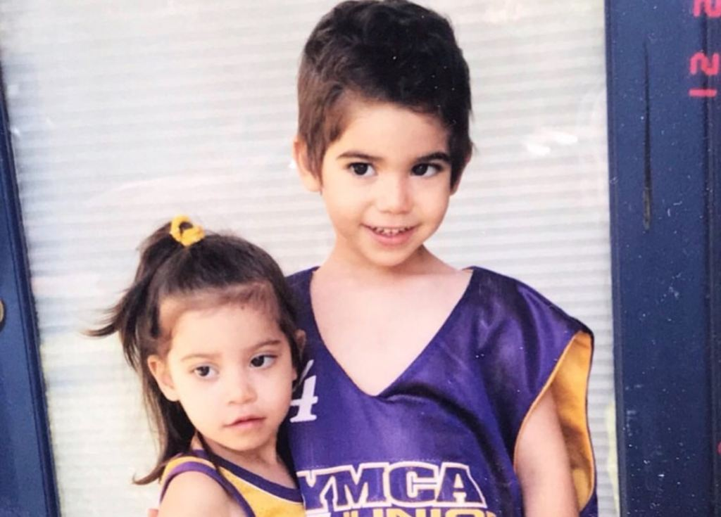 cameron boyce sister maya baby pictures