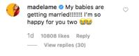 Celebrities Congratulate Vanessa Morgan Engagement