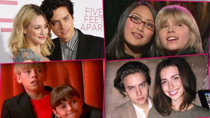 Cole Sprouse Girlfriends