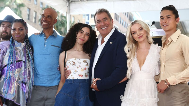 Descendants Cast Cameron Boyce's Family