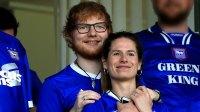 Ed Sheeran Married Cherry Seaborn