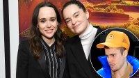 Ellen Page Wife Justin Bieber Degrades Women