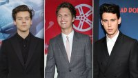 Harry Styles Ansel Elgort Austin Butler Elvis Movie