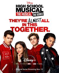 high school musical the musical the series cover
