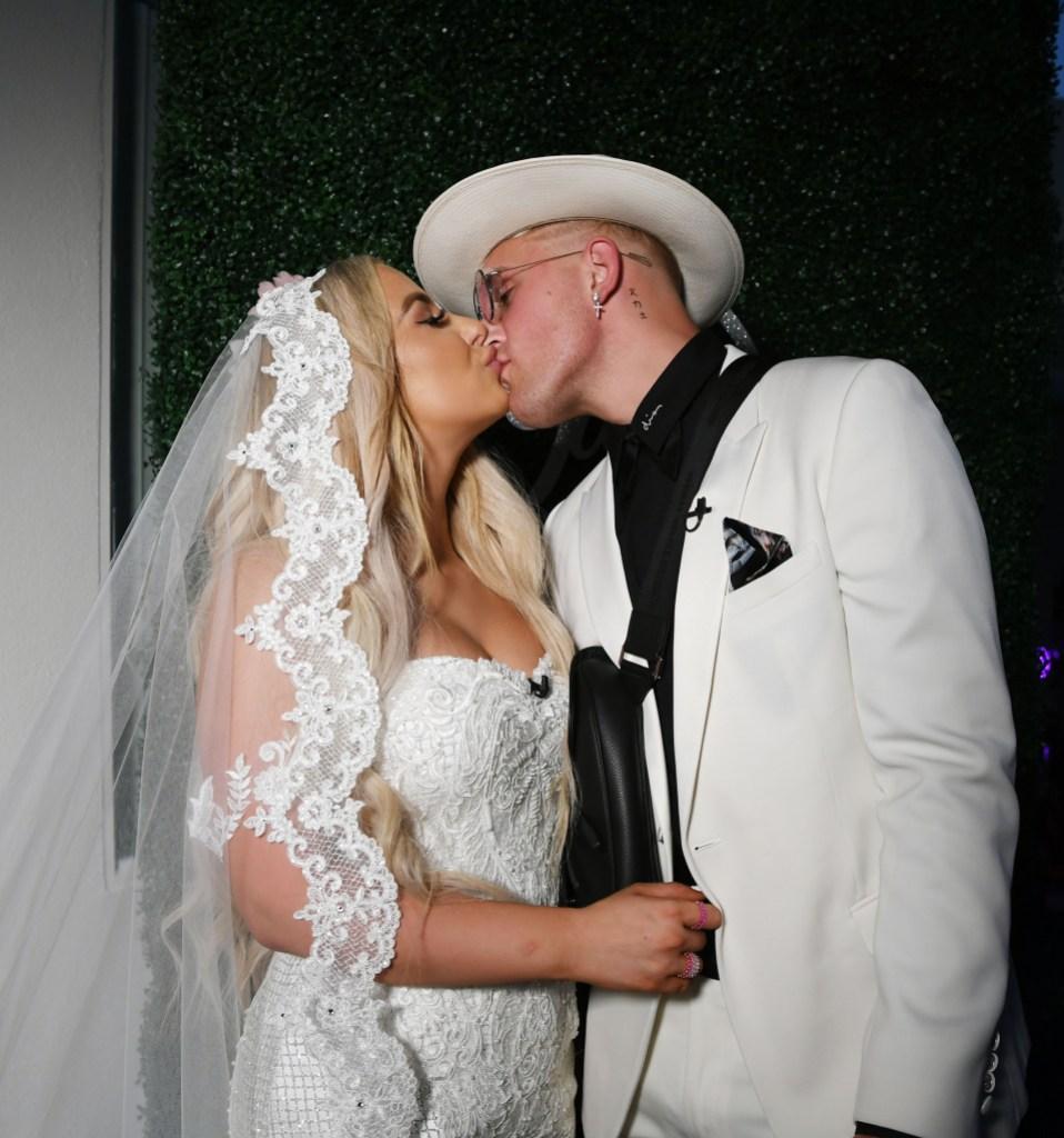 Jake Tana Wedding