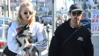 Joe Jonas Sophie Turner Tattoo Dog