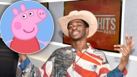 Lil Nas X Peppa Pig Collaboration