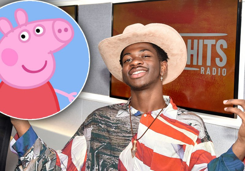 Lil Nas X Teases Peppa Pig Collaboration On Old Town Road Remix