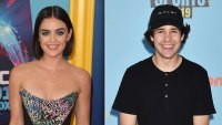 Lucy Hale David Dobrik Teen Choice Awards