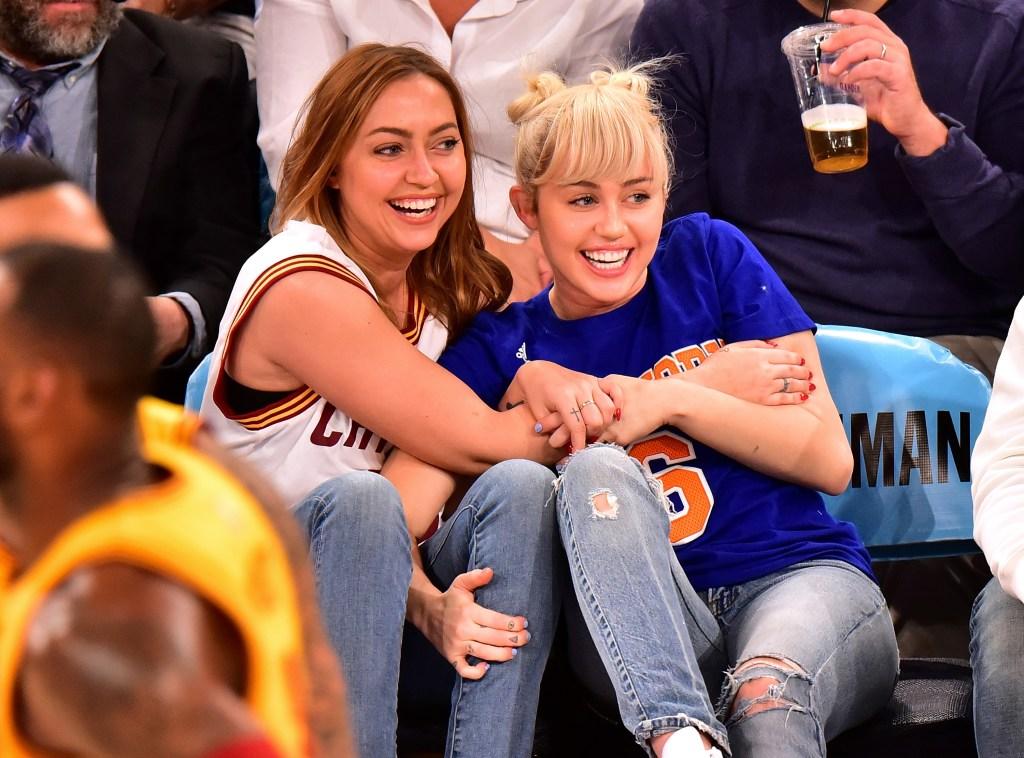 Miley Cyrus Brandi