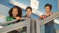 Peyton Elizabeth Lee, Joshua Rush, Sofia Wylie Auditions Andi Mack