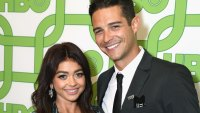 Sarah Hyland Wells Adams Engaged