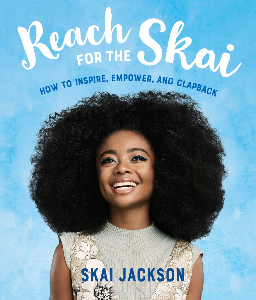 SKAI JACKSON_book