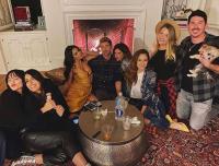 Ashley Vanessa HSM Reunion Friendsgiving