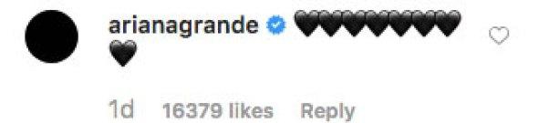 Blackpink Blackpink Ariana Grande Comments