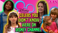 celebs you didn't know were on disney channel