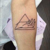 Joe Jonas Tattoos