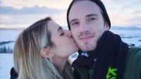 PewDiePie marries Marzia Bisognin