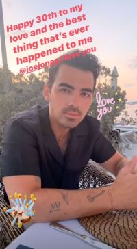 Sophie Turner Joe Jonas Birthday