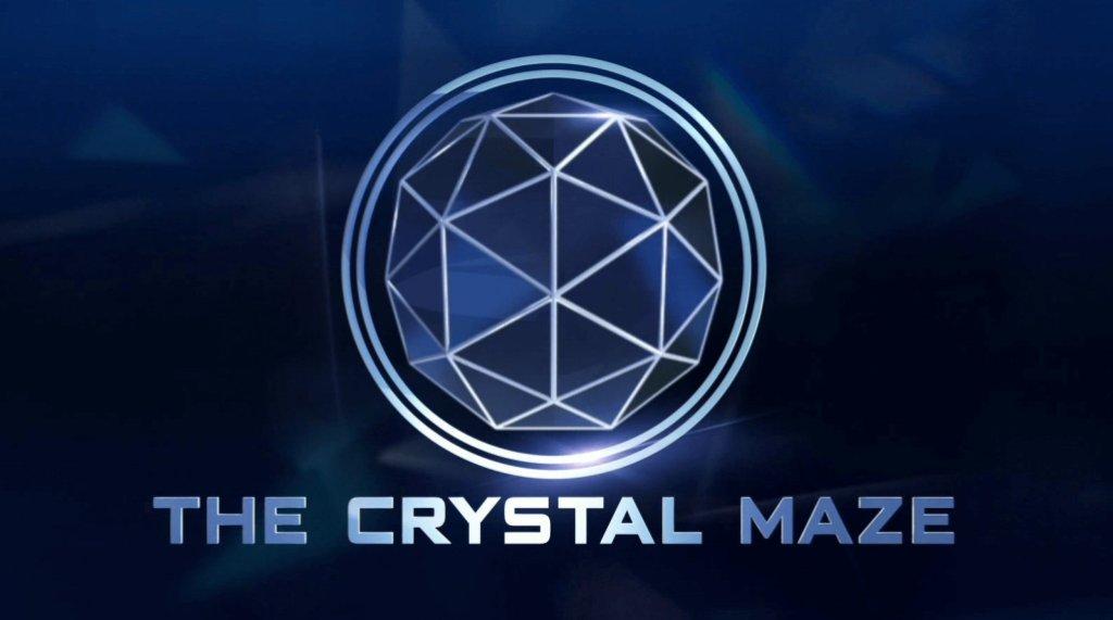 Crystal Maze nickelodeon logo