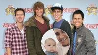 Carlos PenaVega's Son Dances to Big Time Rush
