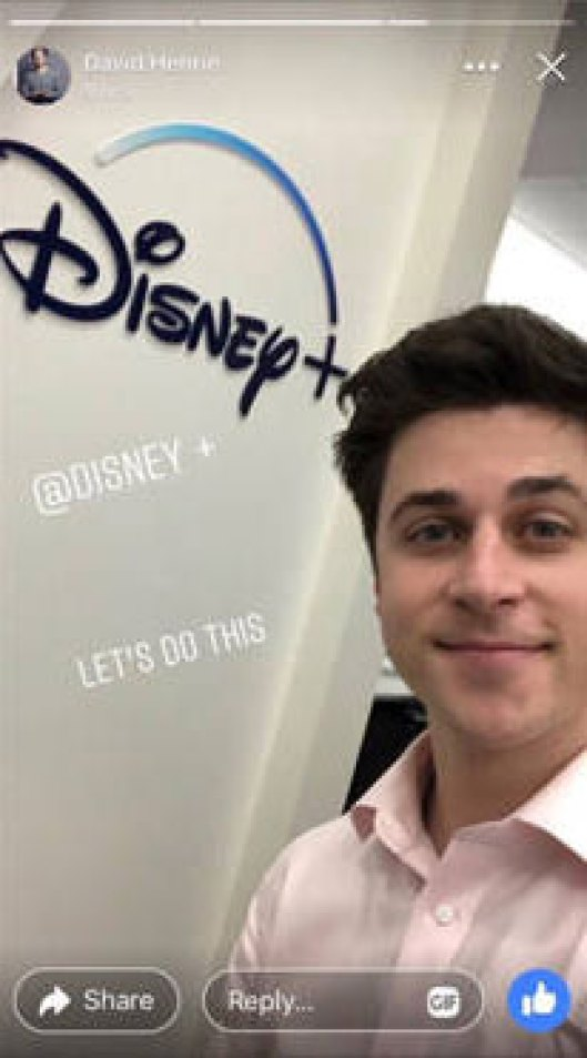 David Henrie Wizards reboot