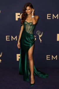 Emmys Red Carpet Looks Outfits Photos