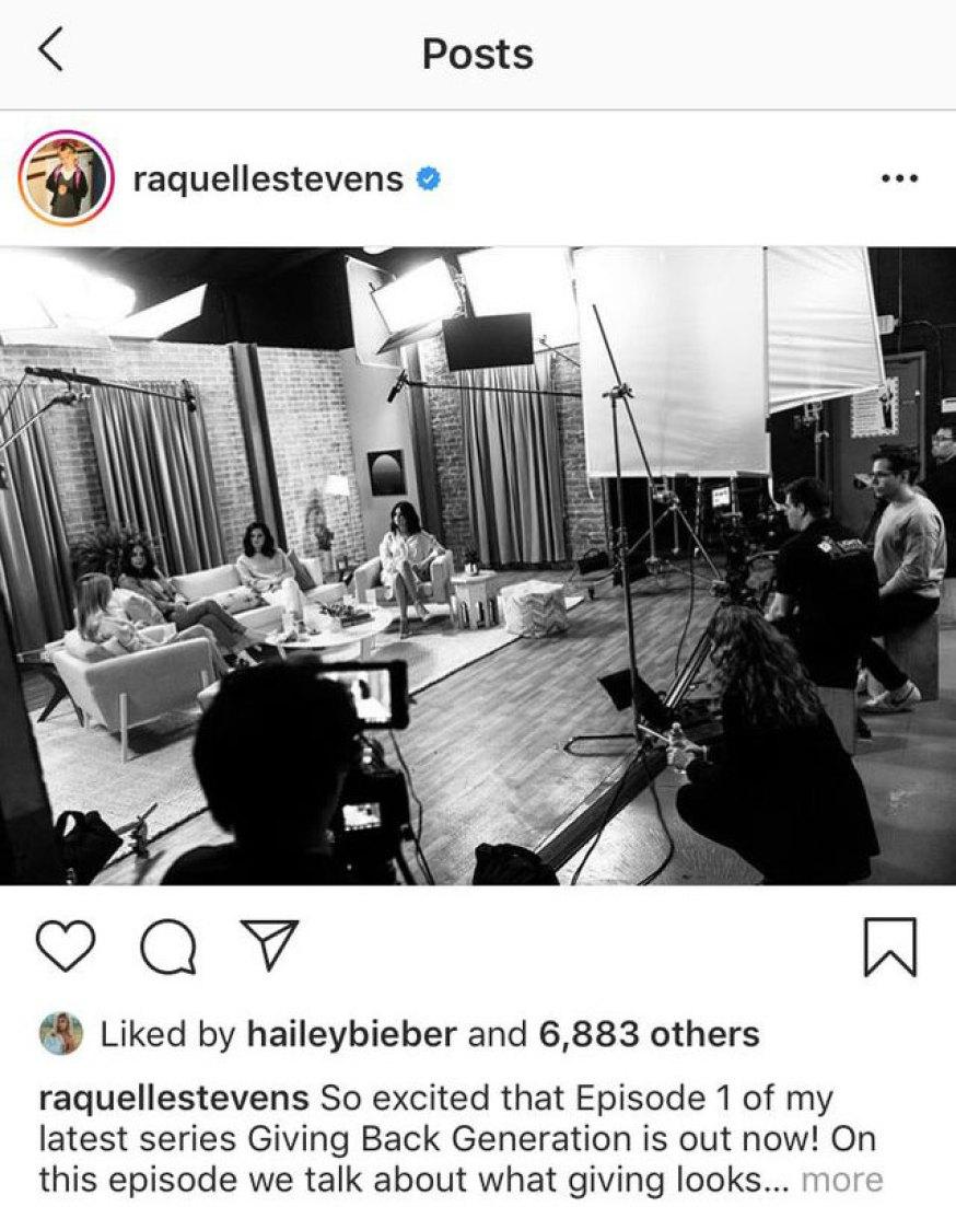Hailey Baldwin Likes Selena Gomez Instagram