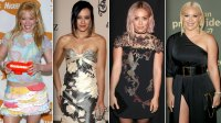 Hilary Duff Red Carpet Transformation