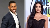 Mike Jonhson Spills on Date with Demi Lovato