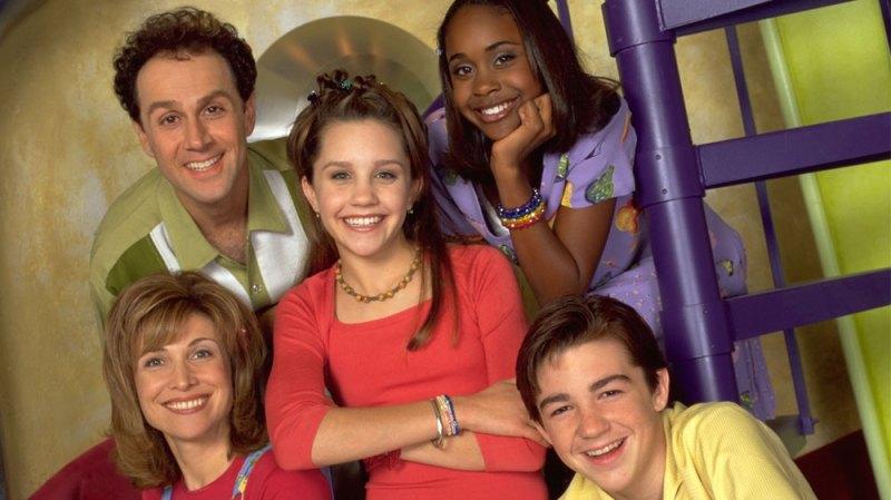 The Amanda Show Cast