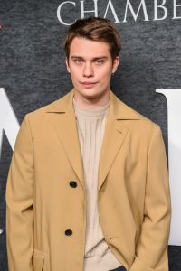 Nicholas Galitzine cast as prince charming in upcoming live action sony cinderella remake