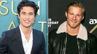 Charles Melton Alexander Ludwig New Movie