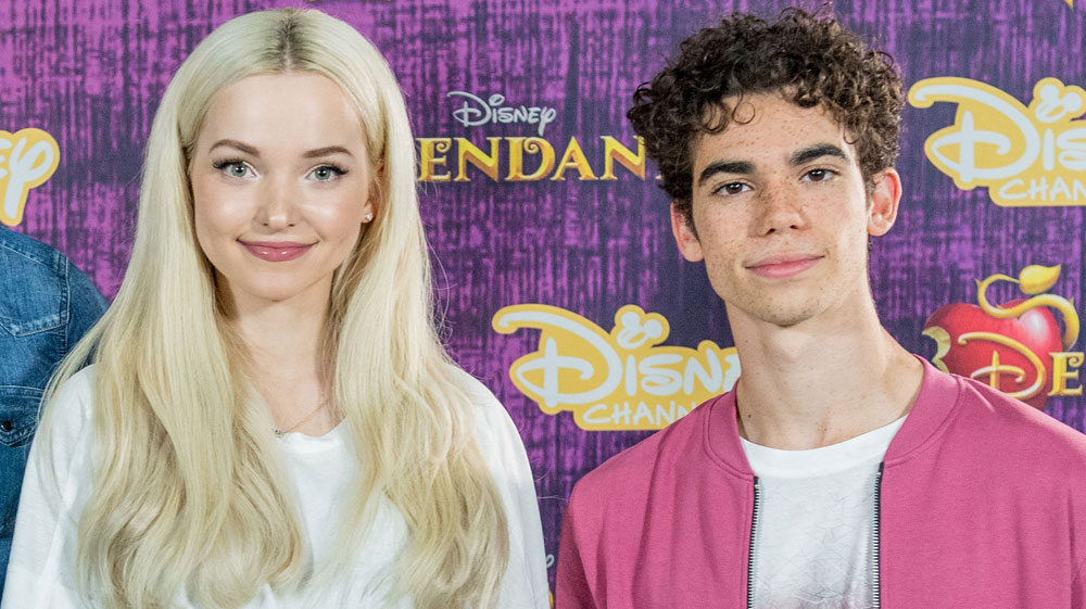 Dove Cameron Remembers Cameron Boyce After Disney Star S Death