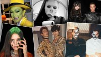 A Look Back At The Most Iconic Celebrity Halloween Costumes Of All Time