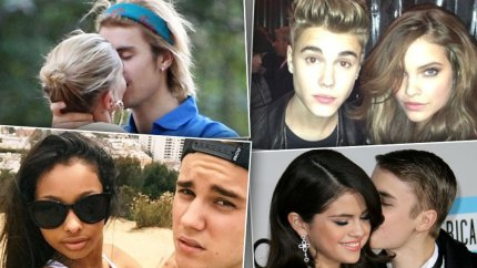 Justin Bieber Girlfriends Relationships Guide to Everyone He Dated