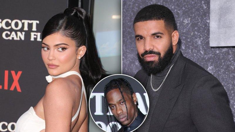 Kylie Jenner Reportedly Dating Drake After Travis Scott Split