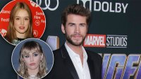 Liam Hemsworth Holds Hands with Maddison Brown