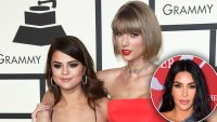 Selena Gomez Gushes over Taylor Swift After Supporting Kim Kardashian