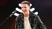 Charlie Puth performs at SiriusXM's Dial Up The Moment Campaign launch