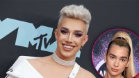 James Charles Under Fire After Saying He Looks Like Dua Lipa