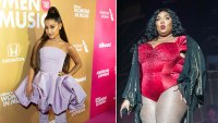 Ariana Grande Defends Lizzo