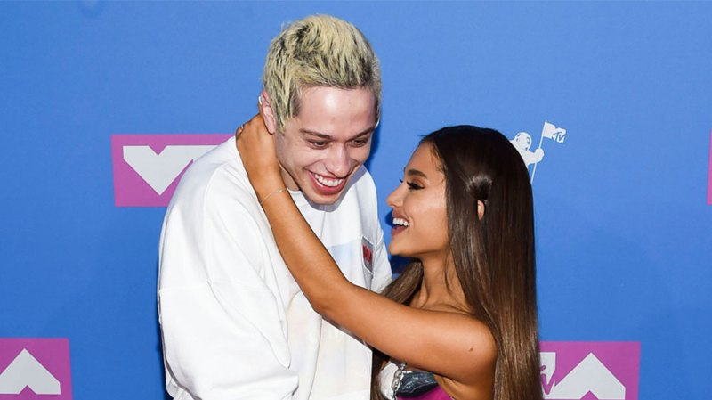 Ariana Grande Ex Pete Davidson