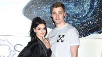 Ariel Winter Meets Up With Ex Boyfriend Levi Meaden